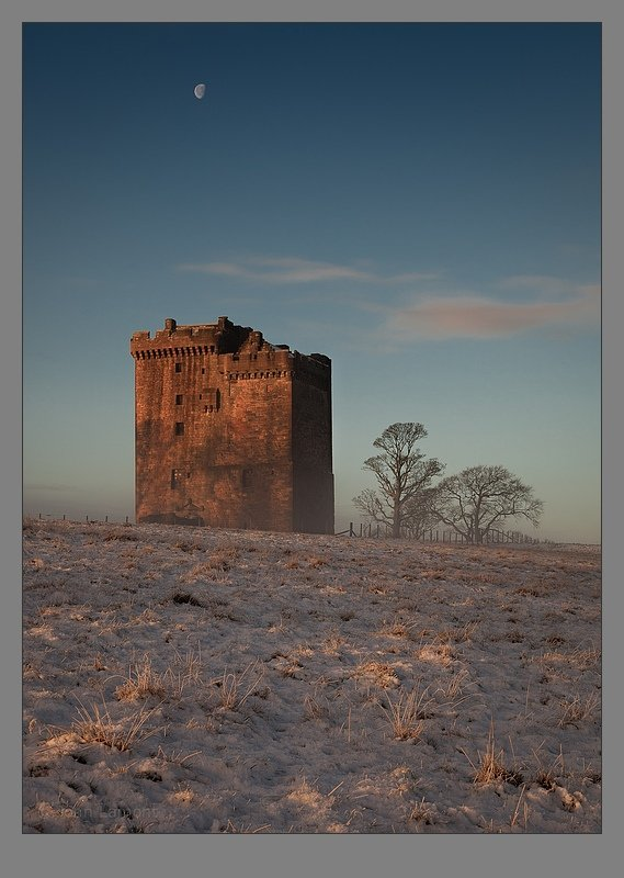 Robert the Bruce's Clackmannan Tower