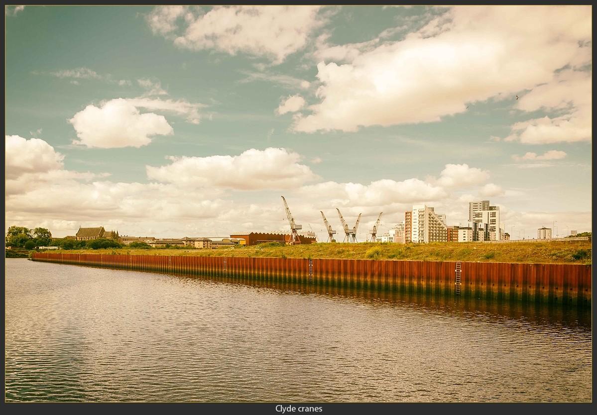 Clyde cranes