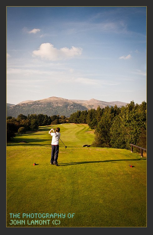 Alloa Golf