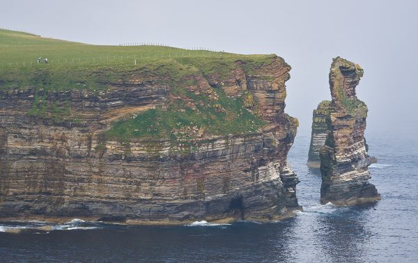 Duncansby Head Cliffs