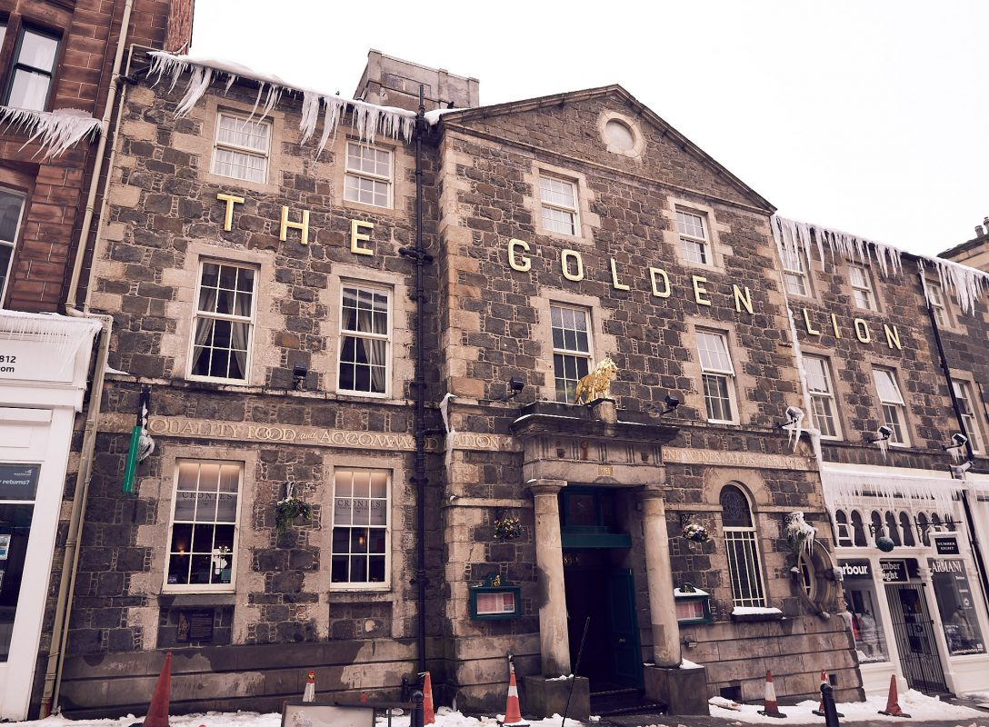 The Golden Lion Hotel, Stirling
