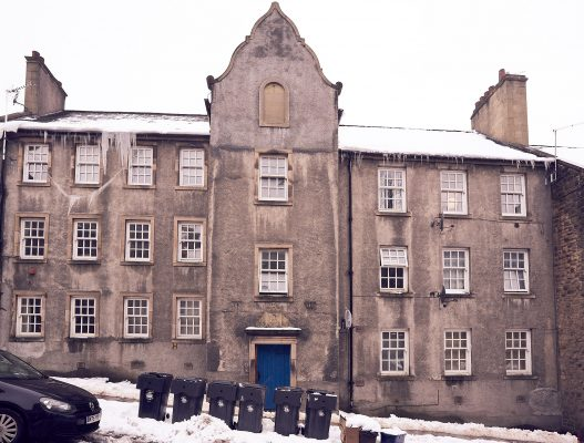 Broad Street flats, Stirling