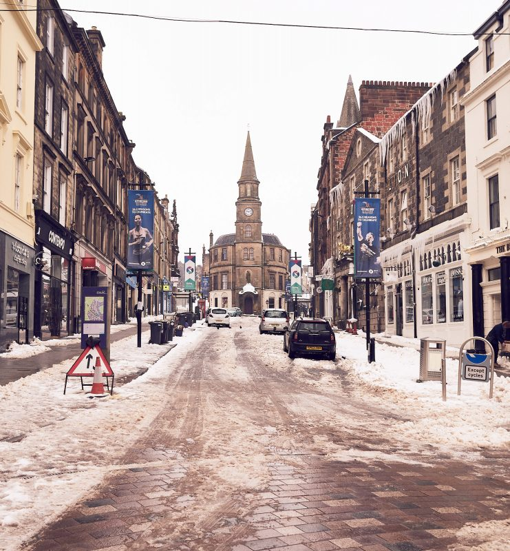 King Street, Stirling
