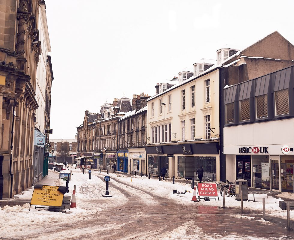 Murray Street, Stirling