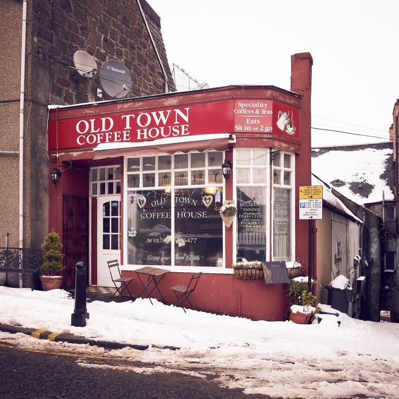 Old town coffee House, Stirling