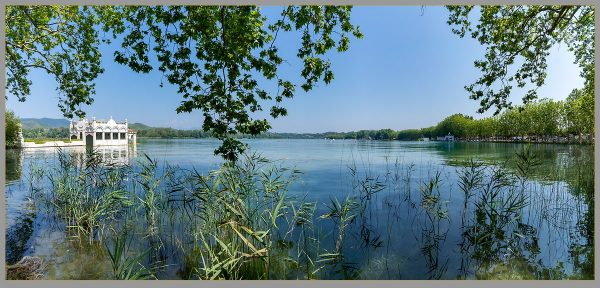 Blue Lake of Banyoles