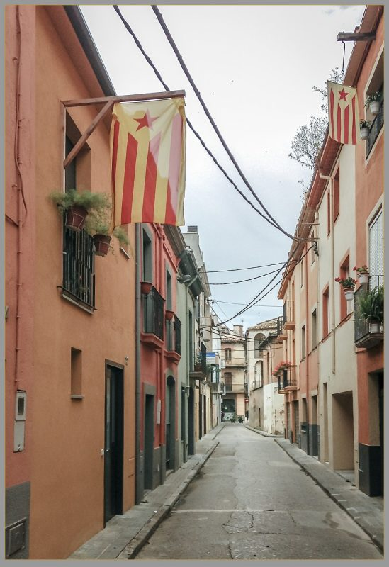 Banyoles street