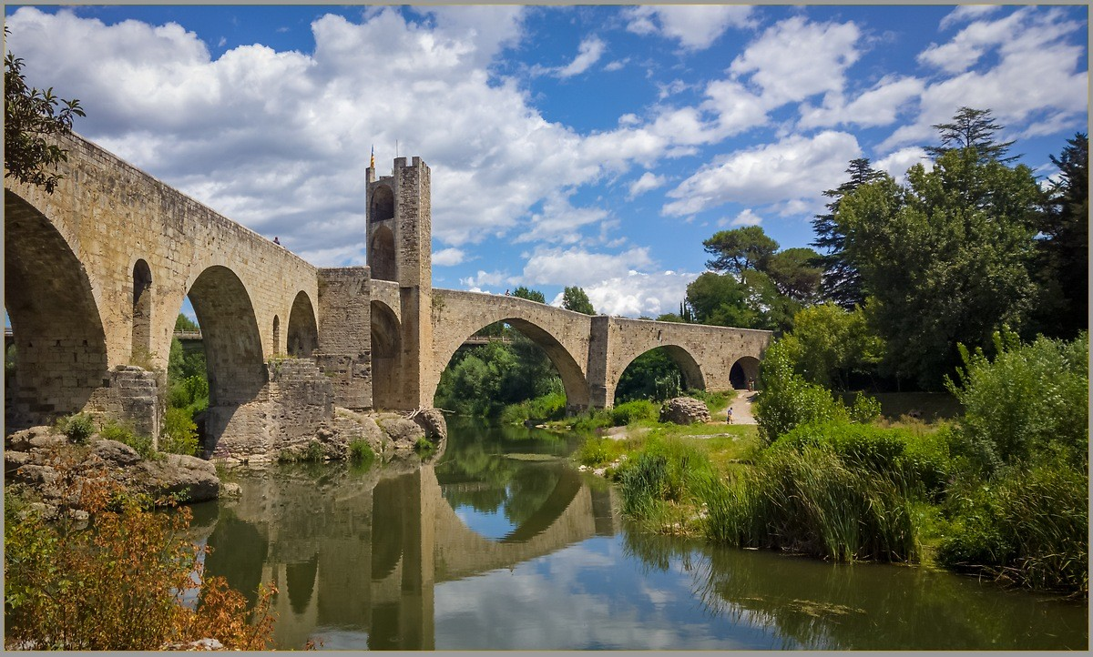 Catalonia Region - Besalú