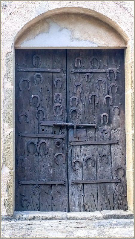 Doorway of a pessimist