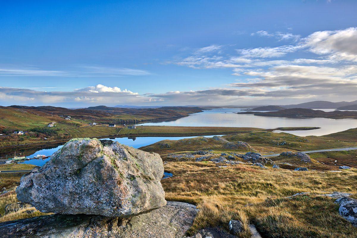 Loch Miabhaig, Lewis