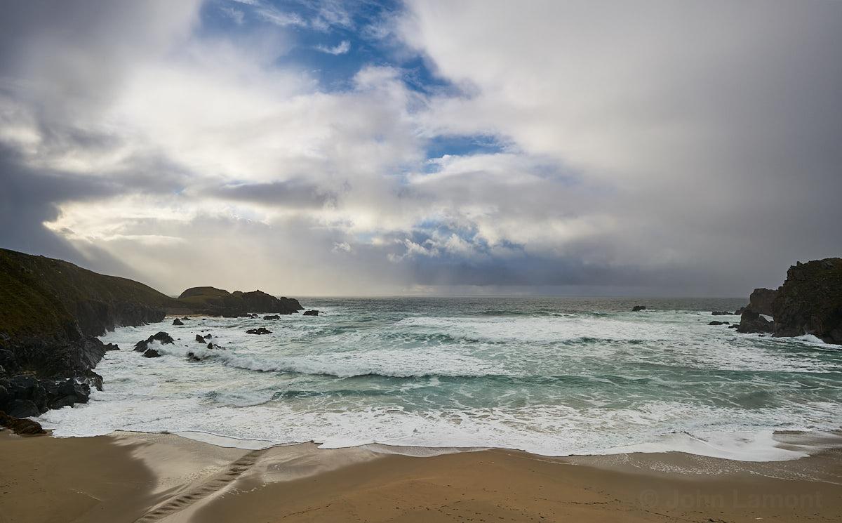 Mangersta beach